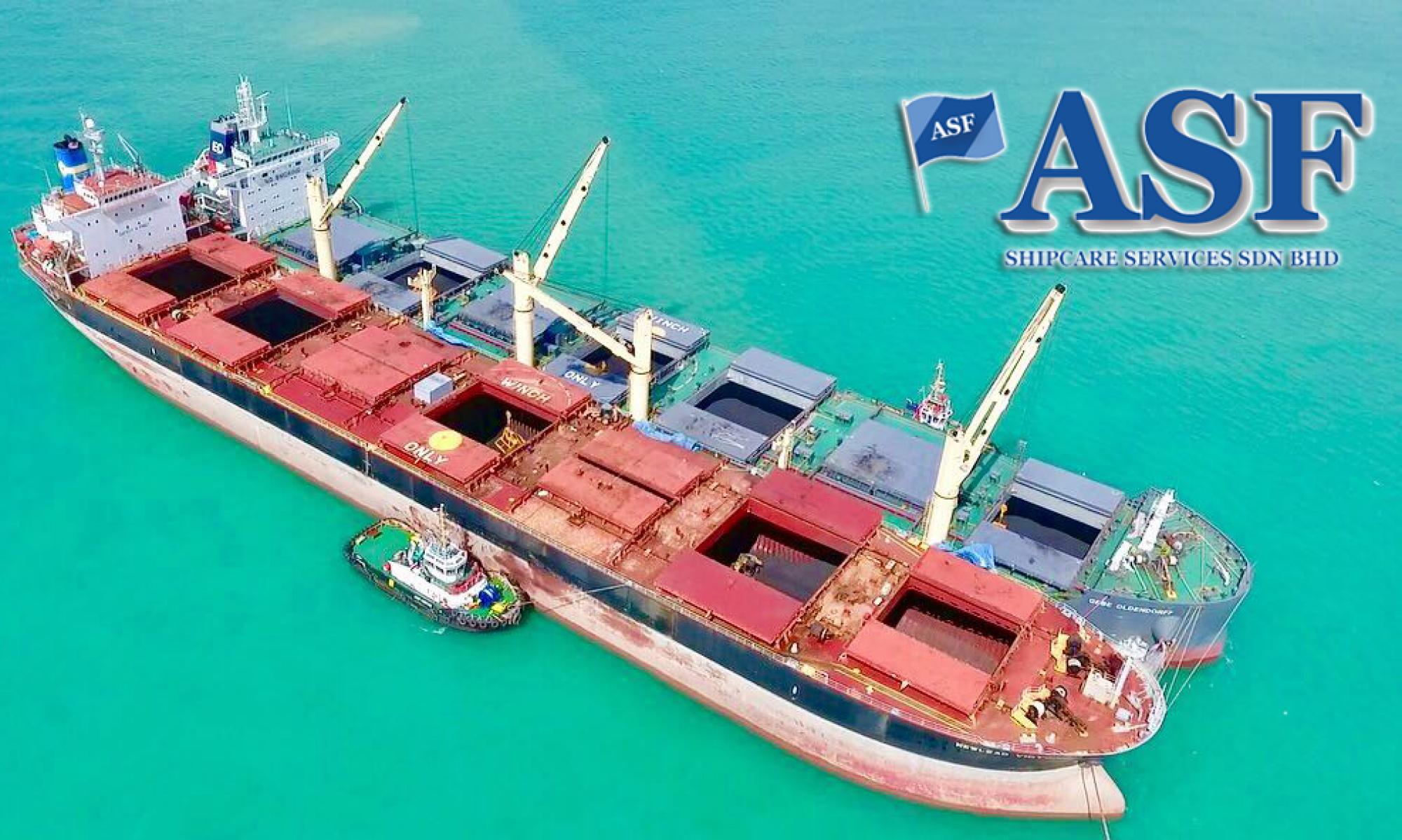 ASF Shipcare Services Sdn Bhd